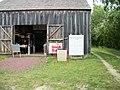 Terry Ketcham Inn; Hay & Book Barn.JPG