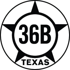 Texas State Highway 36 - Image: Texas Hist SH36B
