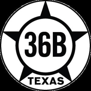 Texas State Highway 36 - Image: Texas Hist SH36B
