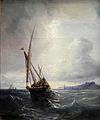 Théodore Gudin (1)Smugglers' Boat.JPG