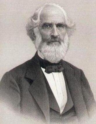 Thaddeus Fairbanks - Image: Thaddeus Fairbanks c. 1880