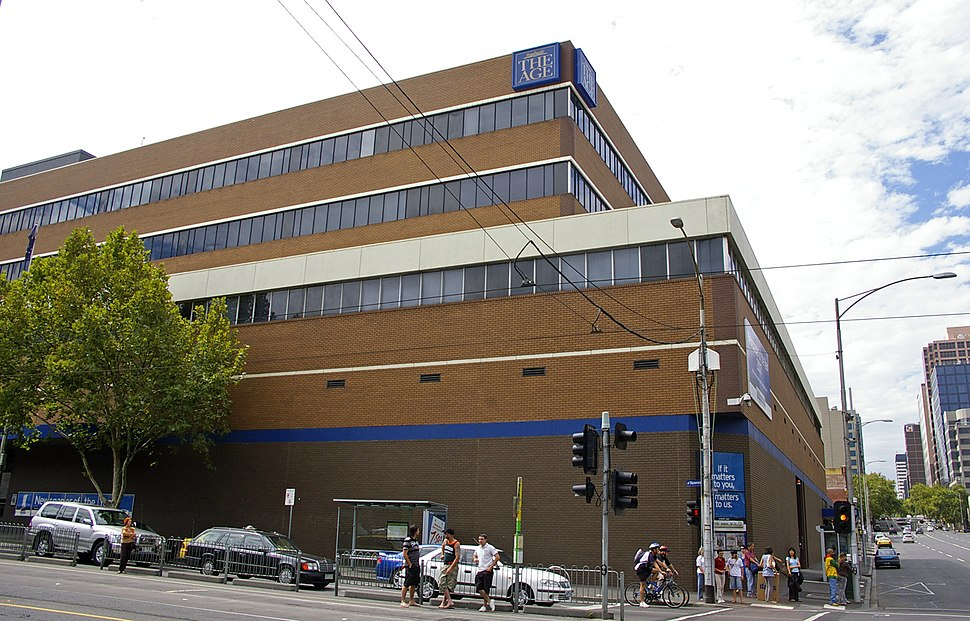 The Age Headquarters