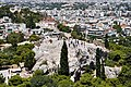 The Areopagus from the Acropolis on July 2, 2019.jpg