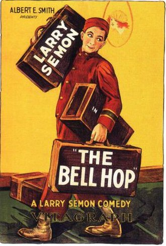 The Bell Hop - Film poster