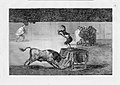 The Bullfight, plates 1-33 (La Tauromaquia); First edition, 1816 MET 22XX BM151r2.jpg