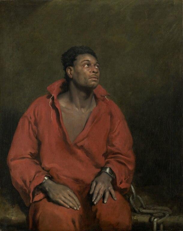 The Captive Slave