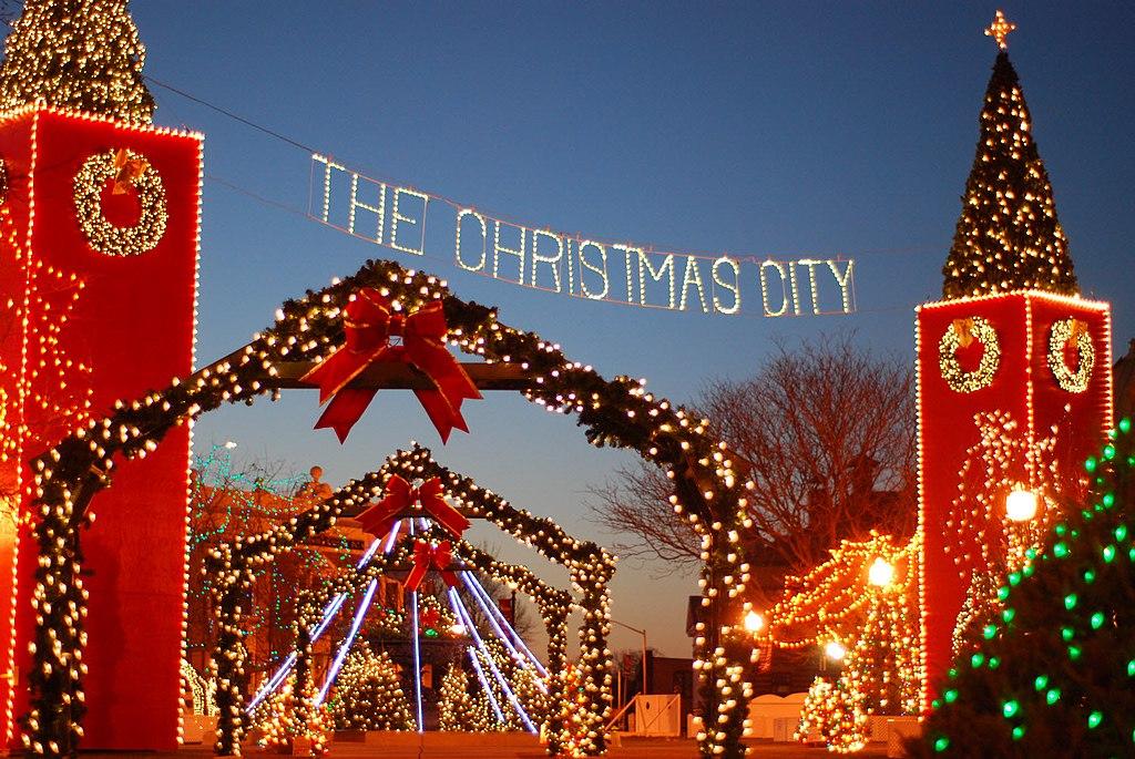File The Christmas City Jpg Wikipedia