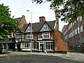 The Colonnade and Tudor House, Stafford.jpg