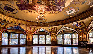 Flagler College - Image: The Dining Hall at Flagler College
