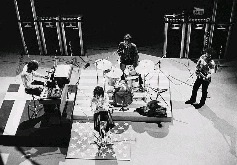 The Doors in Copenhagen 1968.jpg