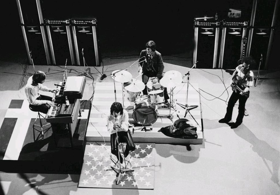 The Doors in Copenhagen 1968