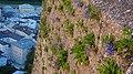 The Festung Hohensalzburg cliff face, Austria.jpg