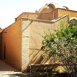 Mulla Sadra - The house of Mulla Sadra in Kahak (a small village near the city of Qom, in Iran) where Mulla Sadra used to live in when he was exiled due to some of his ideas.