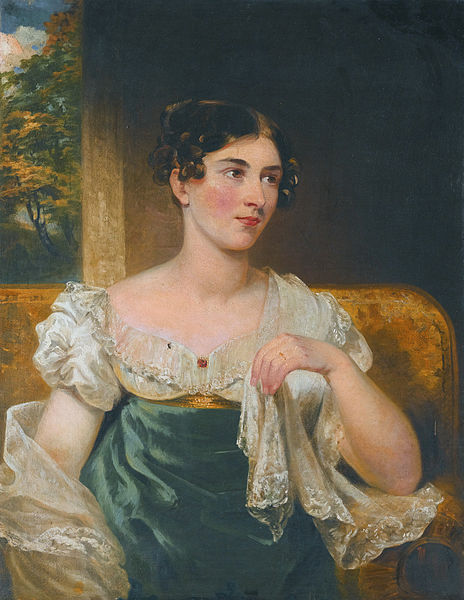 File:The Irish actress Harriett Constance Smithson (1800-1854), by George Clint.jpg