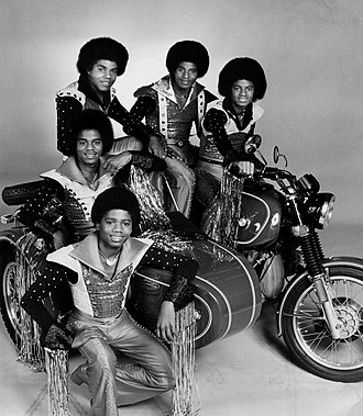 The Jackson 5 - The Jacksons in 1977