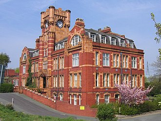 John Summers & Sons - John Summers Building, Shotton