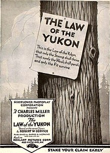 The Law of the Yukon (1920) - Ad 1.jpg