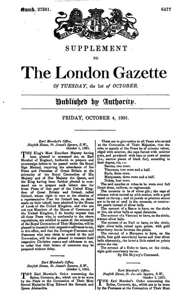 File:The London Gazette 27361.djvu