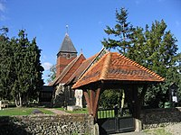 The Parish Church, Bulphan, Essex - geograph.org.uk - 59784.jpg