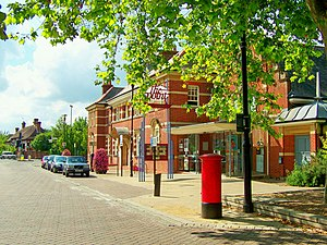 English: The Point, Eastleigh, Hampshire, UK