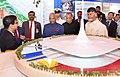 The President, Shri Ram Nath Kovind at the dedication of Andhra Pradesh Fibregrid, Andhra Pradesh Survelliance Project, Drone Project and FSOC, at Velagapudi, in Andhra Pradesh.jpg