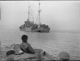 SS Fort Stikine - Image: The Royal Navy during the Second World War A12715