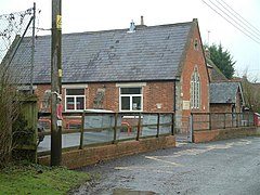 The Schoolhouse, Christian Malford - geograph.org.uk - 103511.jpg
