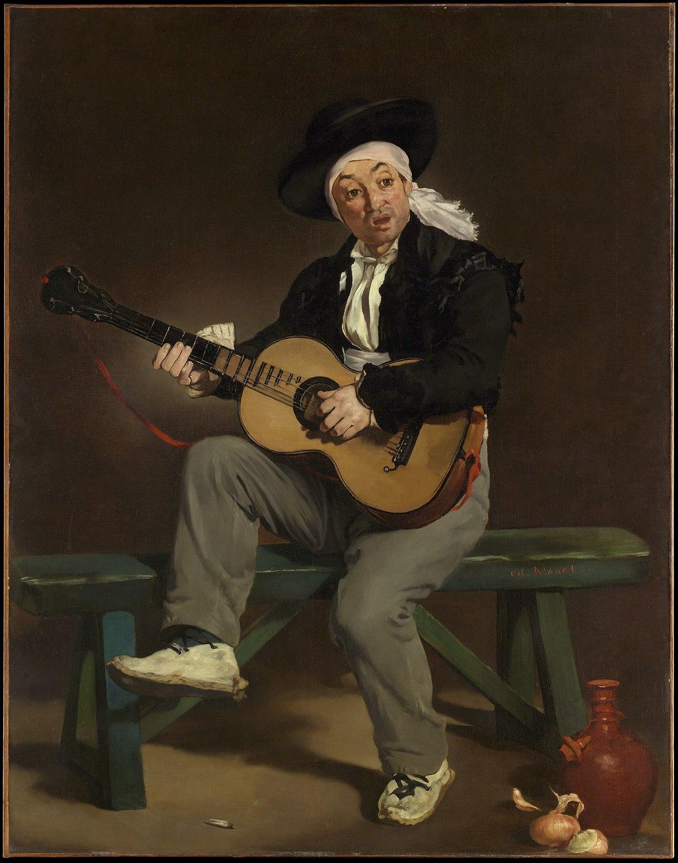 Le Chanteur espagnol — Wikipédia