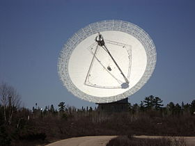 The Thoth telescope at the Algonquin Radio Observatory.JPG