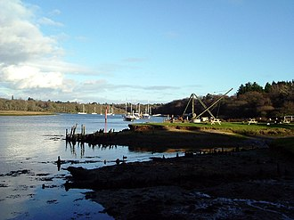 Hampshire - The Beaulieu River