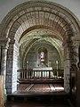 The chancel of Hampnett Church - geograph.org.uk - 883053.jpg