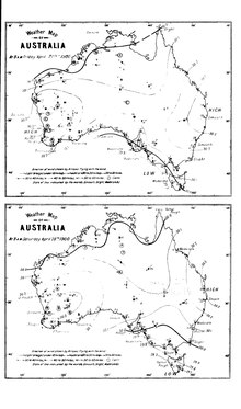 The climate of Western Australia, from meteorological observations made during the years 1876-1899.djvu