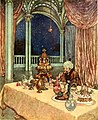 The sleeping beauty and other fairy tales - color plate facing page 081.jpg