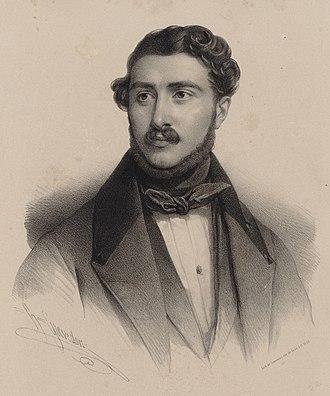 Théodore Labarre - Théodore Labarre (1840)