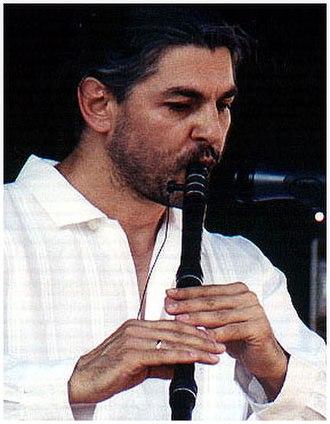 Theodosii Spassov - Theodosii Spassov performing.