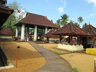 Thiruvanchikulam Temple - Image: Thiruvanchikulam 3