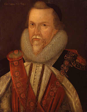 Thomas Cecil, 1st Earl of Exeter - Thomas Cecil, 1st Earl of Exeter