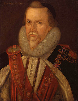 Wimbledon Manor House - Sir Thomas Cecil.1542–1623