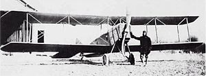 Thomas-Morse Aircraft - D-2