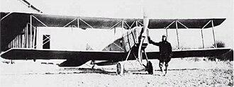 Thomas-Morse Aircraft - D-2