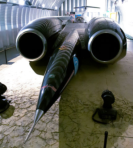 431px-ThrustSSC_front-left-upper_Coventry_Transport_Museum.jpg