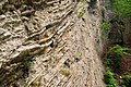 Tilted Layers of Rock in Prealps of Switzerland.jpg