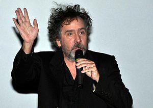 Tim Burton filmography - Burton in 2012 at a premiere of Frankenweenie in Paris.