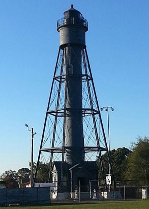 Tinicum Island Rear Range Light - Tinicum Rear Range Lighthouse, 2013