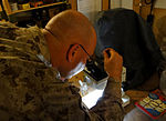 Tiny might brings armies to their knees, Malaria season keeps medical authorities on the alert DVIDS405629.jpg