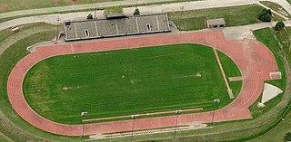 Centennial Park Stadium stadium in Toronto, Canada