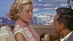 Cary Grant ja Grace Kelly