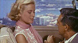 To Catch a Thief - Grace Kelly and Cary Grant