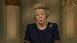 Bestand:Toespraak Koningin op 29 april 2013.webm