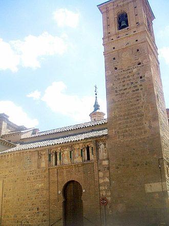 Iglesia de San Andrés, Toledo - Iglesia de San Andrés